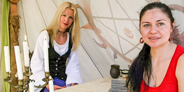 Fantasy- & Middle Age-Entertainment | Fortune Teller